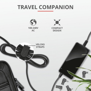 Trust Maxo 90W Laptop Charger for Asus5