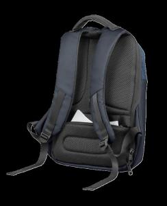 "Trust Nox Anti-theft Backpack 16"" Blue [3]"
