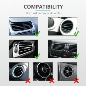 Trust Runo Car Mag Phone Holder Air Vent7