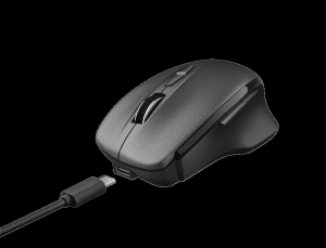 Trust Themo Rechargeable Wireless Mouse0