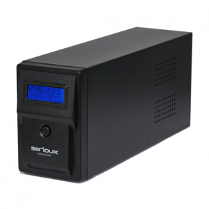UPS 1500VA SERIOUX SRXU-1500LI4