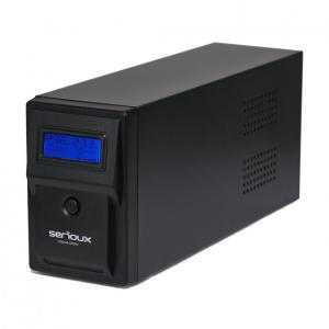 UPS 600VA SERIOUX SRXU-600LI0