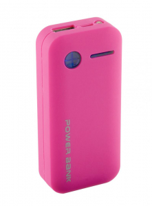 ZZ POWERBANK SERIOUX 5400MAH BULK0