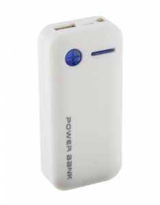ZZ POWERBANK SERIOUX 5400MAH BULK5