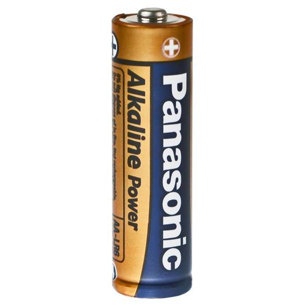 Baterii Panasonic LR06 AA Alkaline Power, pret pe  blister de 4 bucati 2
