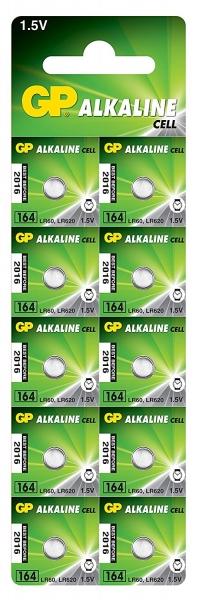 SET 10 Baterii tip buton AG4 / 377, pentru ceasuri, alarme, sonerii si alte dispozitive [0]
