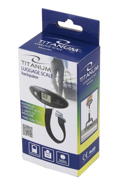 Cantar digital pentru bagaje si colete, cu ecran LCD ideal calatorii datorita dimensinilor mici + baterie CR2032 3V cadou 1