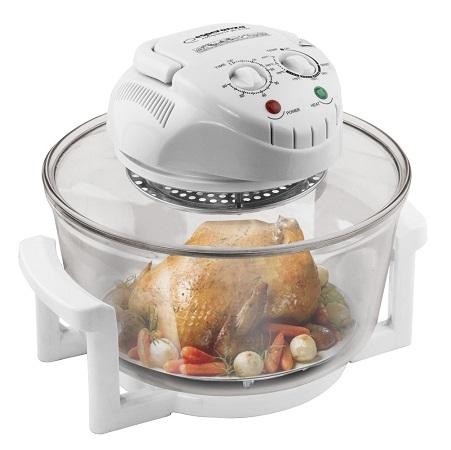 Cuptor tehnologie halogen cu utilizare diversa de coacere, prajire, gratar, abur, cuptor, dezghetare, incalzire 2