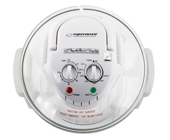 Cuptor tehnologie halogen cu utilizare diversa de coacere, prajire, gratar, abur, cuptor, dezghetare, incalzire 3
