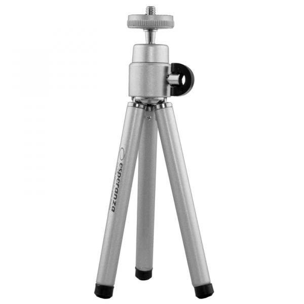 Trepied ALDER mini pentru camera foto sau video, usor de transportat, usor de utilizat, ideal pentru calatorii 0