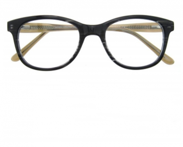 Rame de ochelari, model de dama, design modern, include toc si laveta [0]