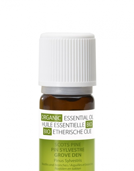 Ulei esential organic de pin scotian 100% organic, antiseptic si stimulalant, remediu natural pentru raceala si oboseala severa 2