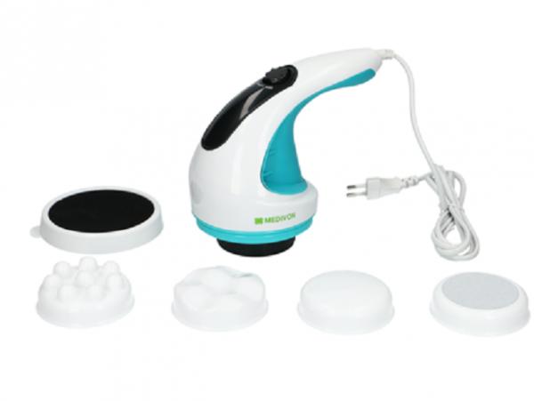 Aparat masaj anticelulitic cu infrarosu, 4 capete interschimbabile, 25W, reduce stratul de grasime CT 311+ [1]