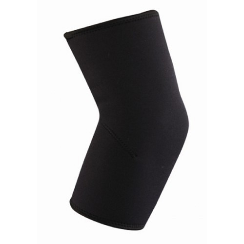 Suport reglabil pentru cot, cotiera Lanaform negru marime XL, protejeaza si sprijina articulatiile, confort total, sistem de strangere reglabil 1