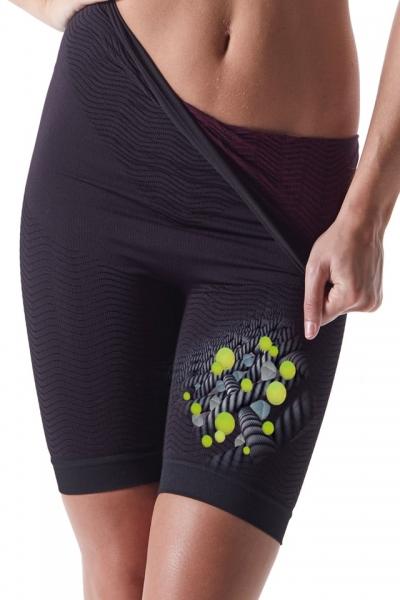 Colanti pentru slabire Secret Slim negru elastic, marime XL 1