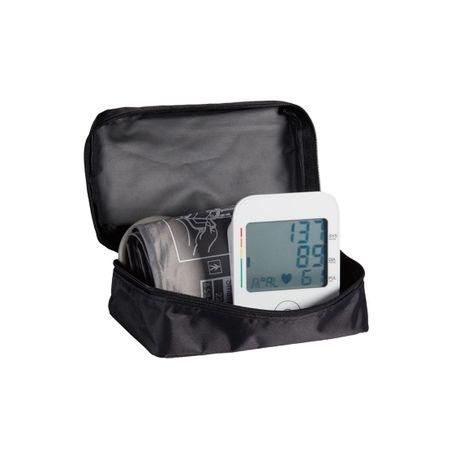 Tensiometru digital de brat cu detectare aritmie, precizie mare, afisaj LCD, complet automat, manseta 22-32cm Lanaform 3