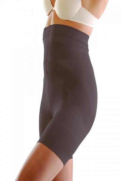Colanti modelatori cu efect de fermitate Beauty Shape Alto negru, talie inalta, marime XL [1]