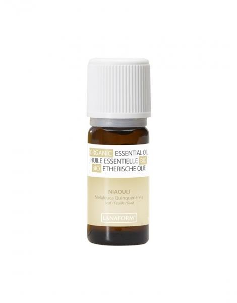 Ulei esential organic cu aroma de Niaouli 100 % organic, remediu pentru raceala, picioare grele 2