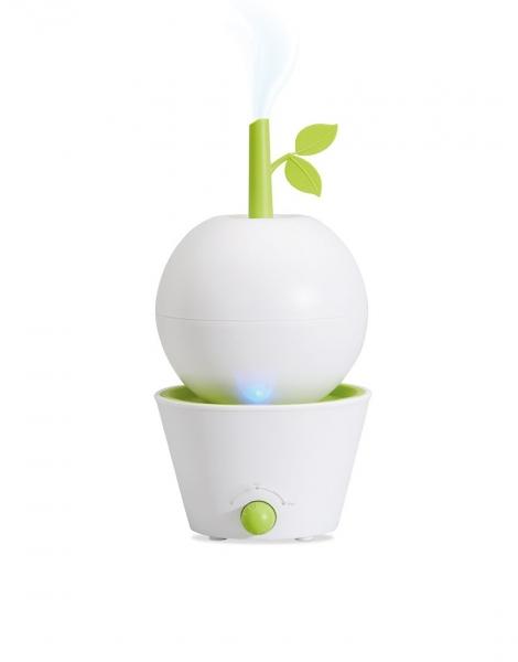 Umidificator aer cu intensitate reglabila, 1.2 l, potrivit pentru camera copiilor, compatibil cu utilizarea de uleiuri esentiale 1