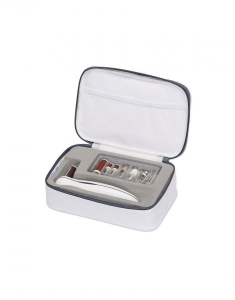 Set ingrijire manichiura si pedichiura cu 8 accesorii incluse 1