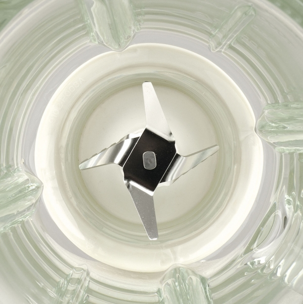 Blender 600W, vas de 1.5l, capat etans, 4 lame otel inoxidabil, 2 viteze + functie turbo 1
