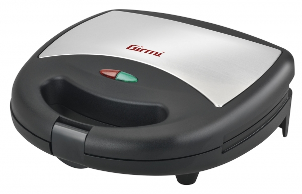 Sandwich maker Girmi 3 in 1 cu placi detasabile, sandwich, gratar, vafe, indicator LED, control automat temperatura 2