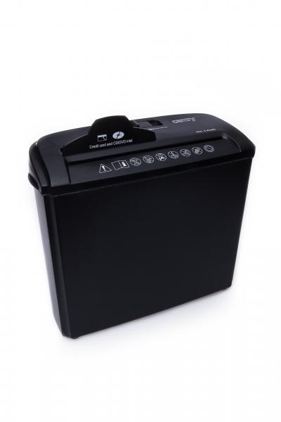 Distrugator tocator de hartie , CD-uri, DVD-uri sau carduri plastic, functie auto, functie reverse [0]