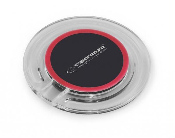 Incarcator wireless 5V, 1A cu protectie la supratensiune si supraincalzire [0]