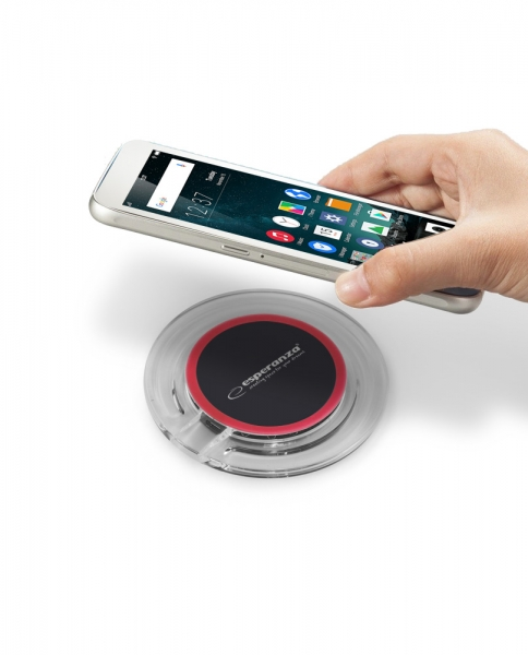 Incarcator wireless 5V, 1A cu protectie la supratensiune si supraincalzire 1