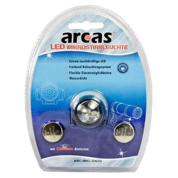 Lanterna Cap Arc MKL 5LED, Arcas, Outdoor 0