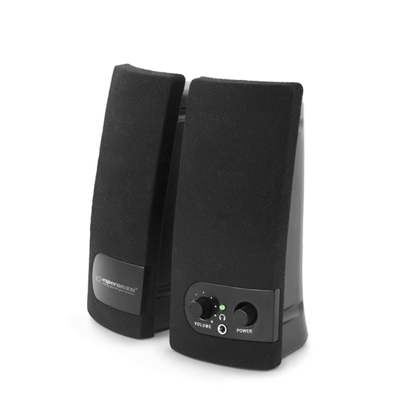 Boxe 2.0 ARCO, compatibile cu toate dispozitivele cu intrare USB 3.5mm 0