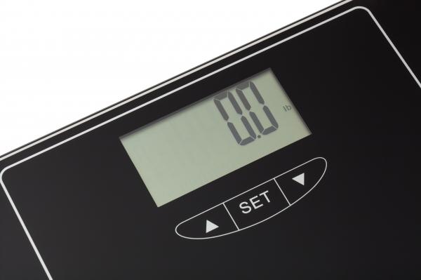 Cantar electronic de persoane, masurare indice grasime, masa musculara, osoasa, ecran LCD, sticla securizata, negru,150 kg max, oprire automata 1