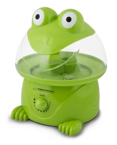 Umidificator aer Froggy capacitate 3.5l , 3 trepte, oprire automata, silentios, 12h functionare continua, pana la 40mp 0