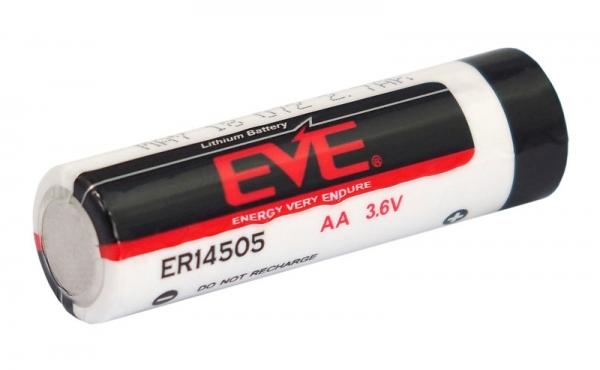 Baterie litium LS14500 3.6V CR AA R6 2700 mAh pentru utilizari multiple [0]