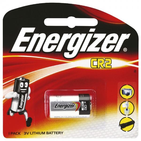 Baterie foto Energizer CR2 DLCR2, 3V litiu 0