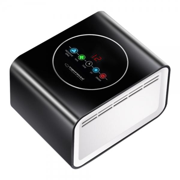 Purificator aer BREEZE cu 3 filtre si generator de ioni negativi capacitate 30 MC/h [0]