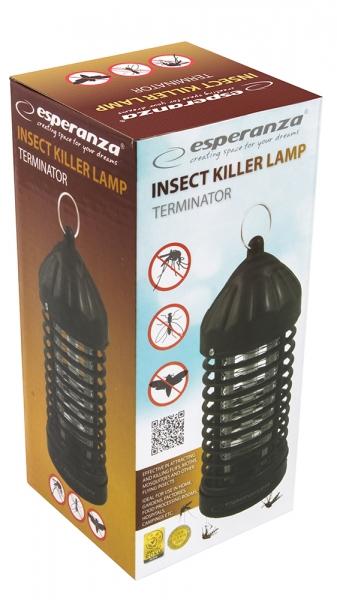 Aparat antitantari, anti insecte, lampa felinar combatere insecte arie 40 mp, Aspect de felinaR 1