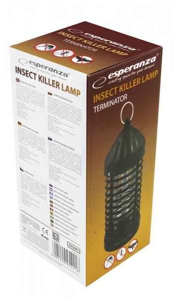 Aparat antitantari, anti insecte, lampa felinar combatere insecte arie 40 mp, Aspect de felinaR 2