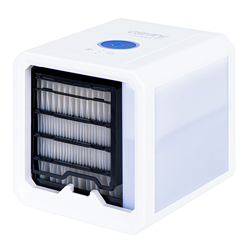 Racitor aer 3 in 1 cu racire, purificare si umidificare, lumina LED 7 culori, silentios, alimentare USB [4]