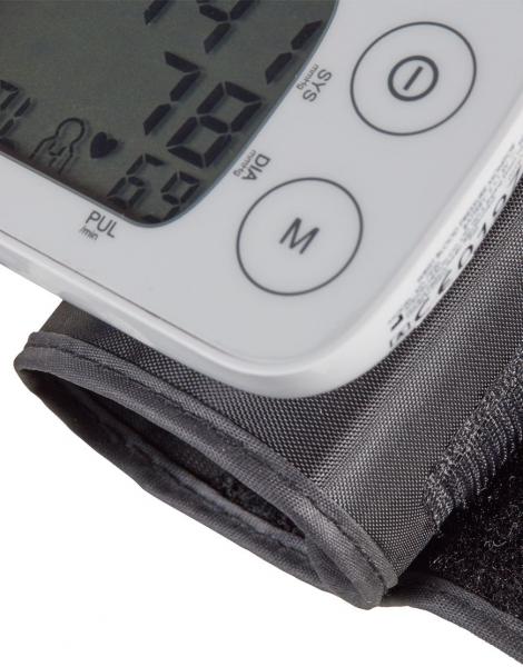 Tensiometru de incheietura Lanaform masuratori precise, total automatizat, ecran LCD, functie de monitorizare a tensiunii arteriale si a ritmului cardiac, memorie masuratori, portabil 2
