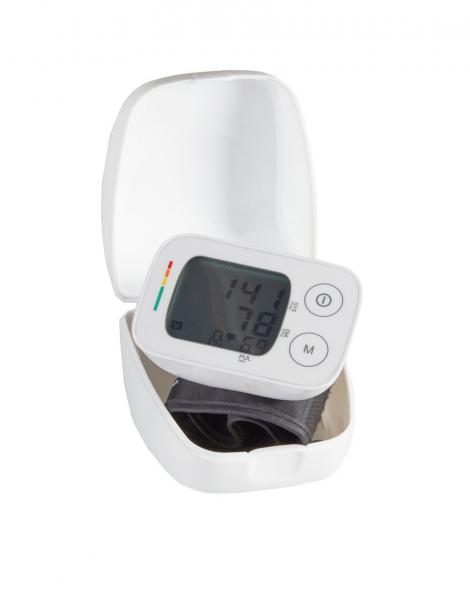 Tensiometru de incheietura Lanaform masuratori precise, total automatizat, ecran LCD, functie de monitorizare a tensiunii arteriale si a ritmului cardiac, memorie masuratori, portabil 5