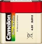 Baterie 3LR12 alcalina 4.5V Plus Alkaline, folie de 1 buc, Camelion 0