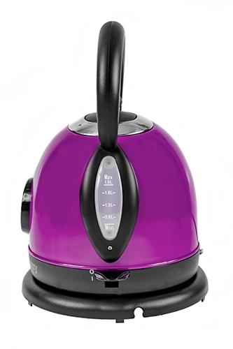 Cana electrica cu termometru Vintage MECR1252v 1,8 L 2200W culoare violet 5