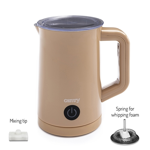 Cana spumare lapte   COOK-CRME4464 300 ml 500W 3