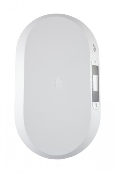 Cantar digital pentru bebelusi cu precizie de g, forma ergonomica, ecran LCD 4