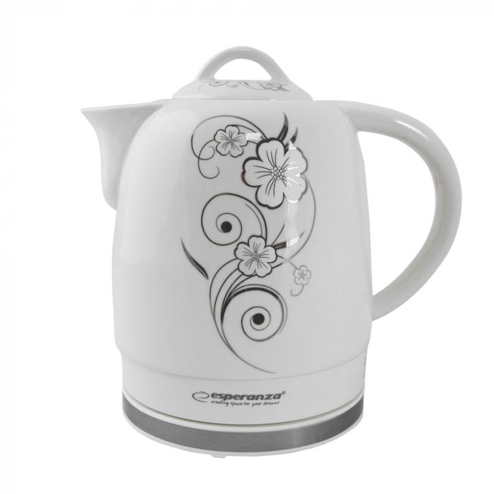 Ceainic electric din ceramica emailata 1.5 l,  1350 W [1]