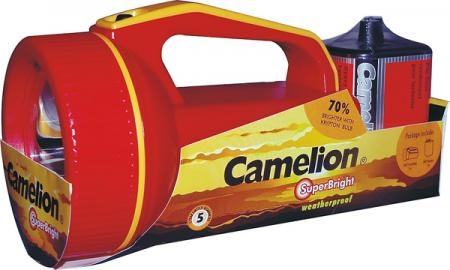 Lanterna CM25B1 , HomeBright, Camelion, Plastic 0