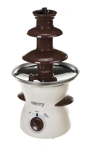 Fantana de ciocolata pe 3 nivele 500 ml 80w 1