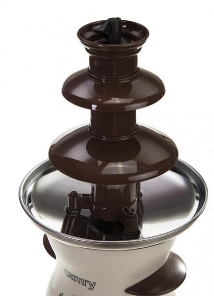Fantana de ciocolata pe 3 nivele 500 ml 80w [3]