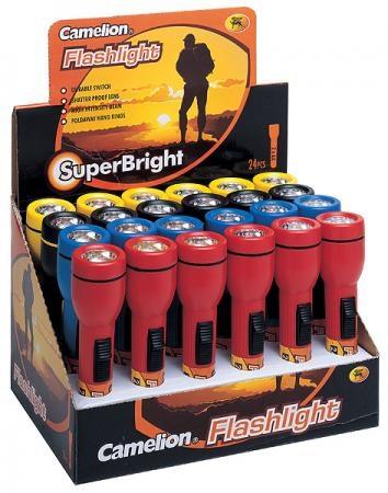 Lanterna F2AAD24 HomeBright , Camelion, Plastic , set de 24 de buc 0